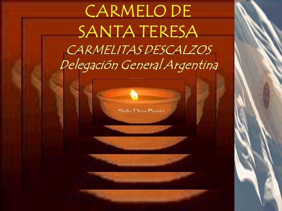 Lunes a Viernes: 20 hs. Sábado: 18 hs. / 20 hs. Domingo: 11.30 hs. / 18 hs. / 20 hs. Carmelo de Santa Teresa Calle 16 y 45 – La Plata - Tel. : (0221)