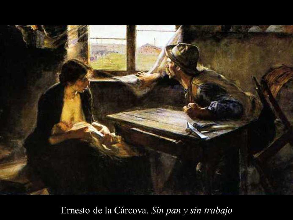 Eduardo Sívori. El despertar de la criada