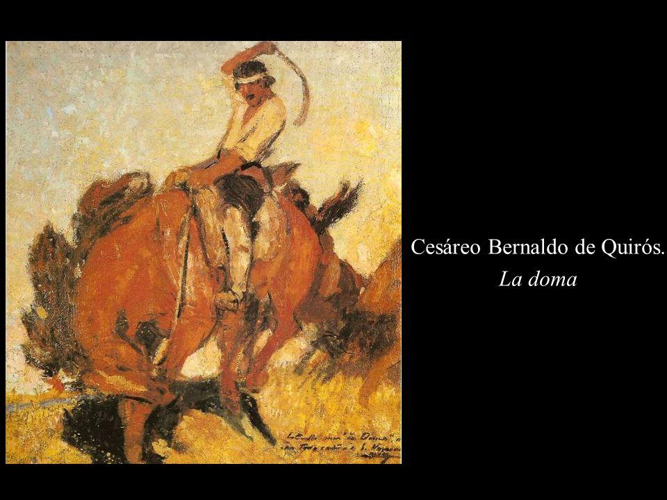 Ernesto de la Cárcova. Sin pan y sin trabajo