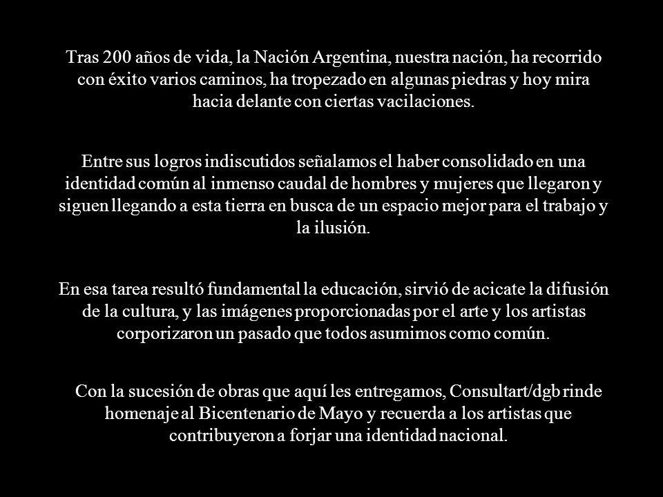 200 años de arte argentino CONSULTART/dgb