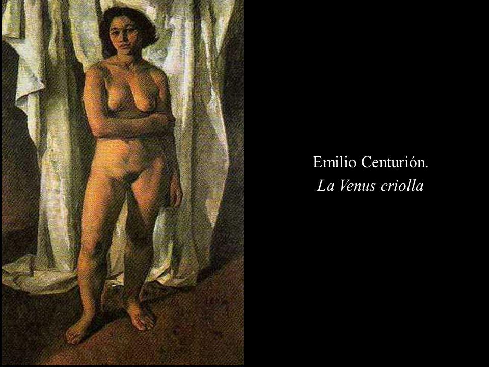 Juan Carlos Castagnino. Bajo el ombú