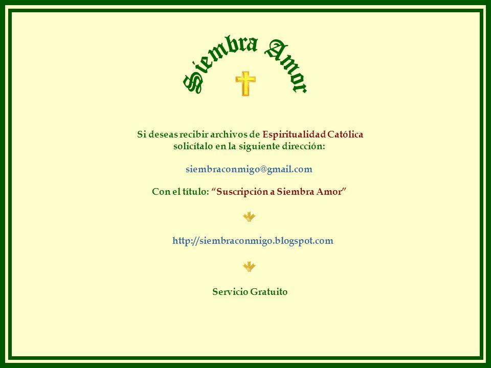 Santísima Virgen, yo creo y confieso vuestra Santa e Inmaculada Concepción pura y sin mancha.