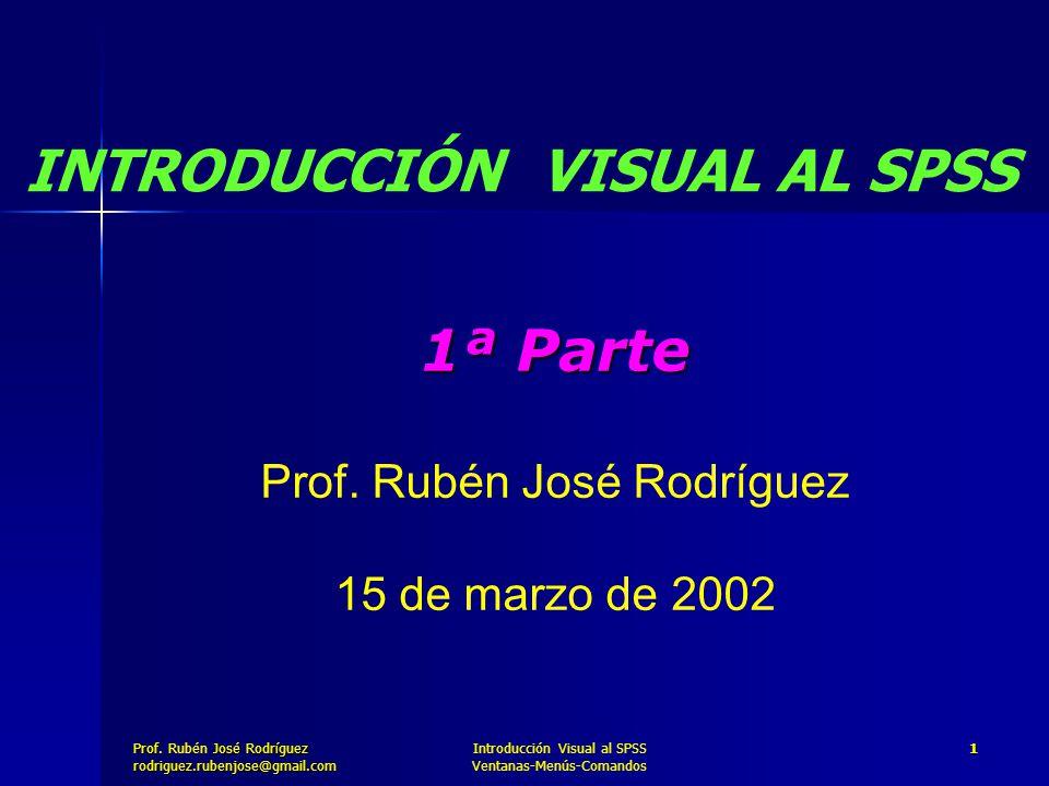 Prof.José Rodríguez Prof.