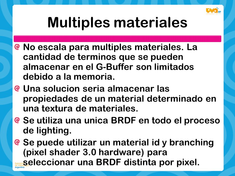 Multiples materiales No escala para multiples materiales.