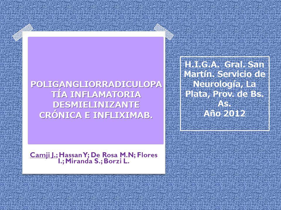 H.I.G.A.Gral. San Martín. Servicio de Neurología, La Plata, Prov.