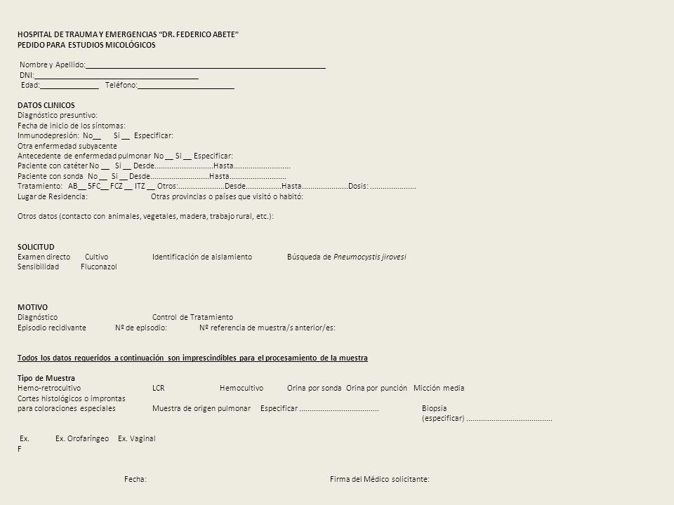 Sin rotular, o rotuladas inapropiadamente o con datos discordantes con respecto a los que figuran en el pedido.