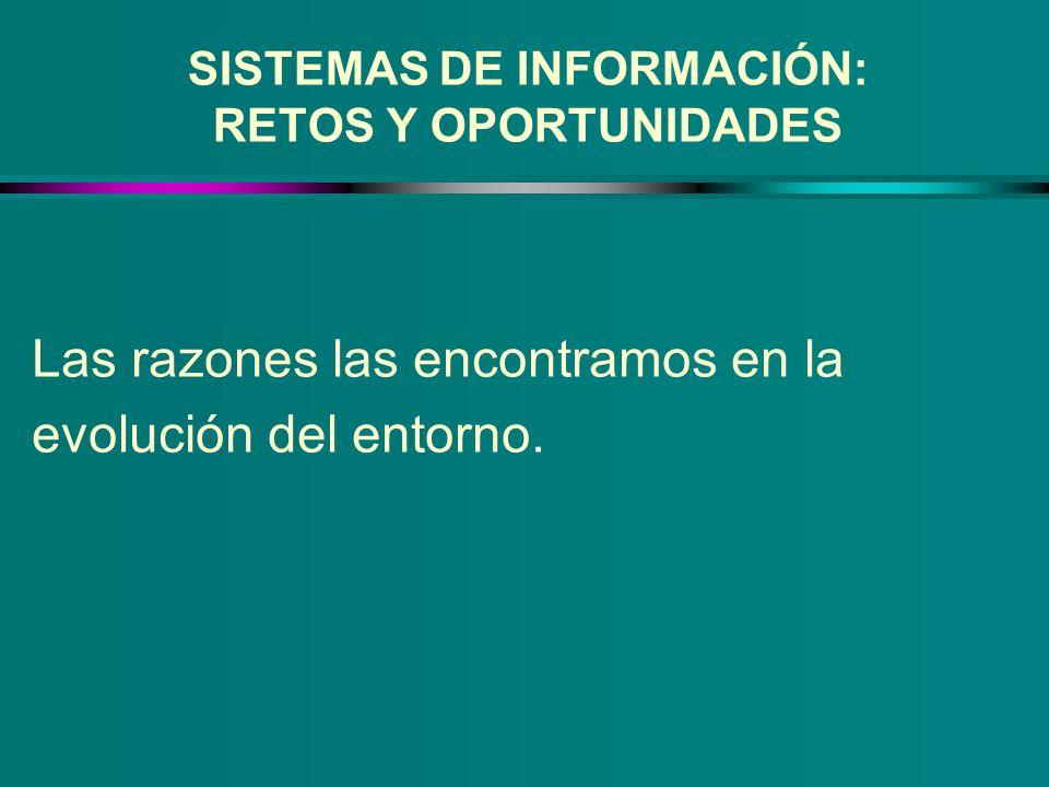 SISTEMAS DE INFORMACIÓN VS TECNOLOGÍAS DE LA INFORMACIÓN Las tecnologías de la información aparecen como un componente más del sistema de información formal