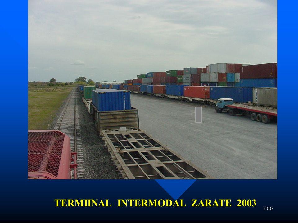 100 TERMIINAL INTERMODAL ZARATE 2003