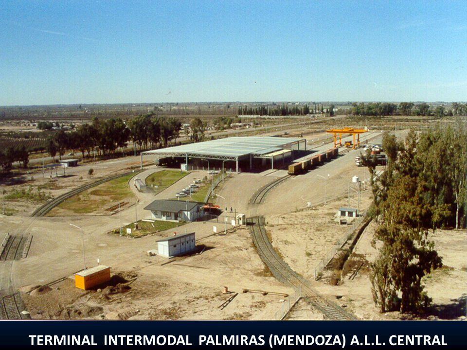 TERMINAL INTERMODAL PALMIRAS (MENDOZA) A.L.L. CENTRAL