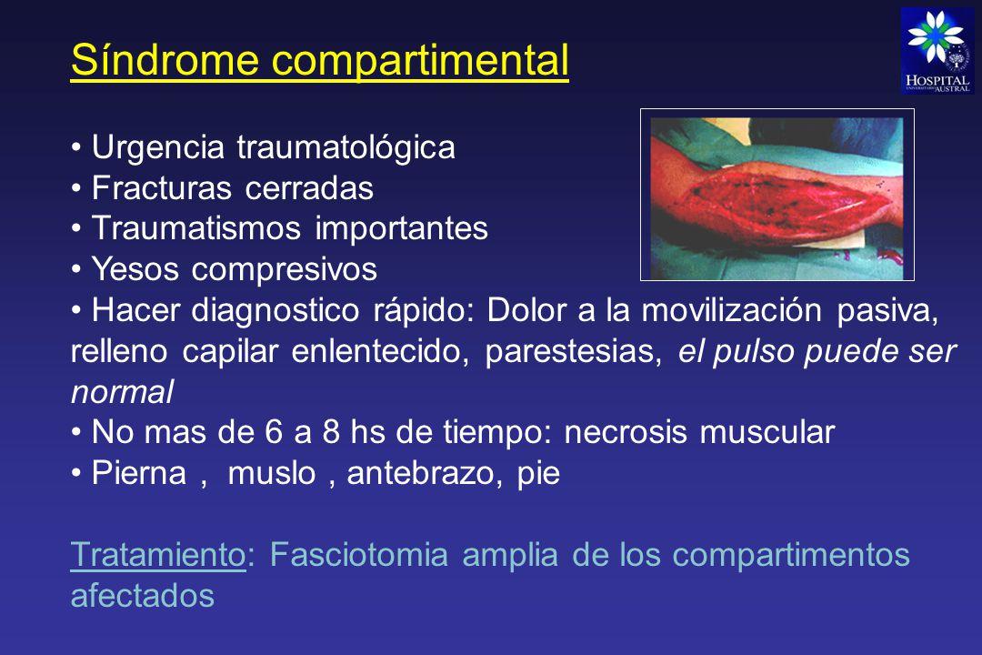 Osteotomías Significa corte en el hueso, seria como una fractura provocada, que requiere posterior fijación (placas, grapas, tornillos) Osteotomía tibial valguizante - Corrige el eje de una rodilla en varo, con artrosis unicompartimental (interna) sintomática, pactes jóvenes - Permite descargar el compartimento afectado, mejora la alineación y redistribuye las presiones en la articulación varo