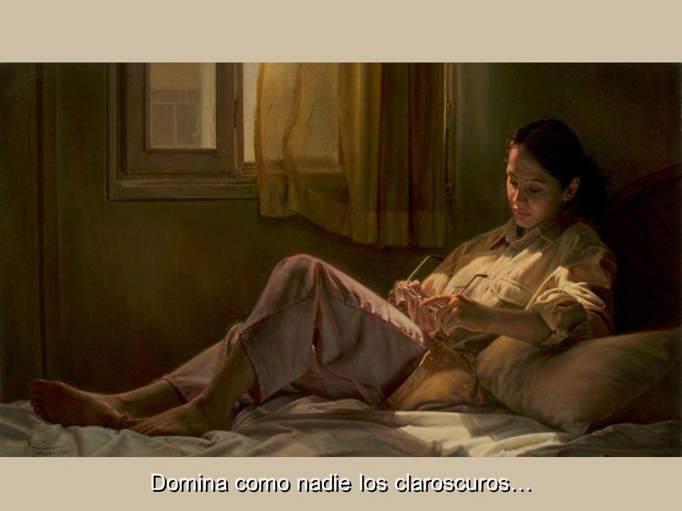 Espero que te haya gustado la obra de este estupendo pintor, y si es así, reenvialo a tus amigos.