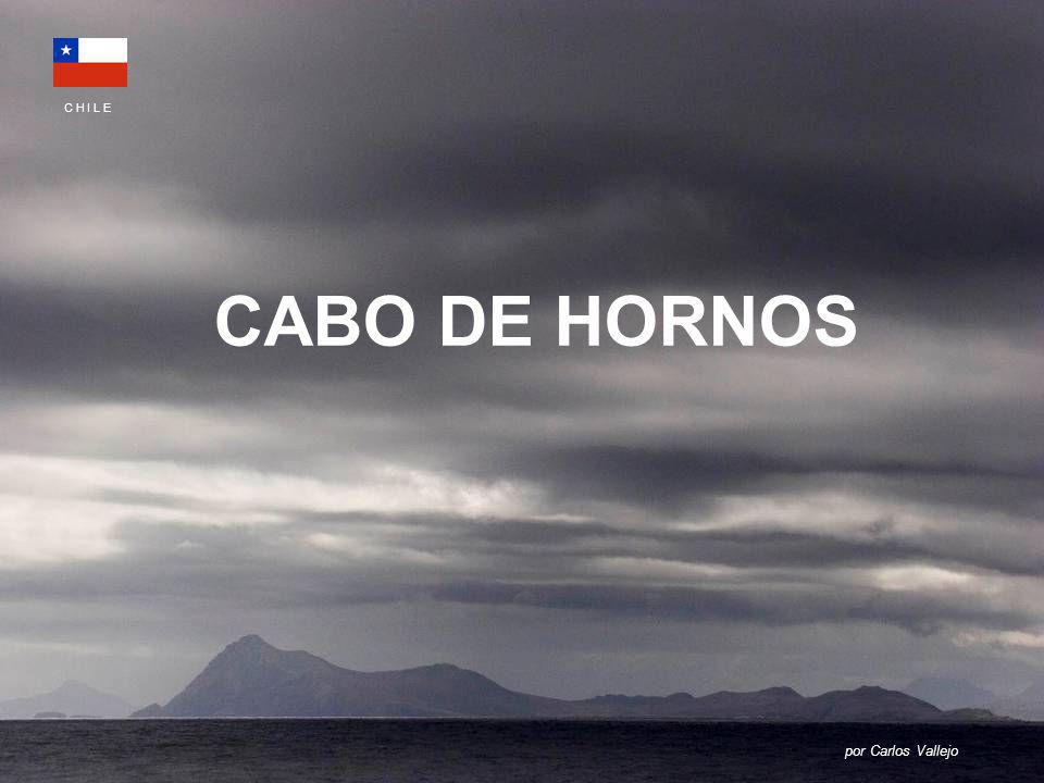 CABO DE HORNOS por Carlos Vallejo C H I L E