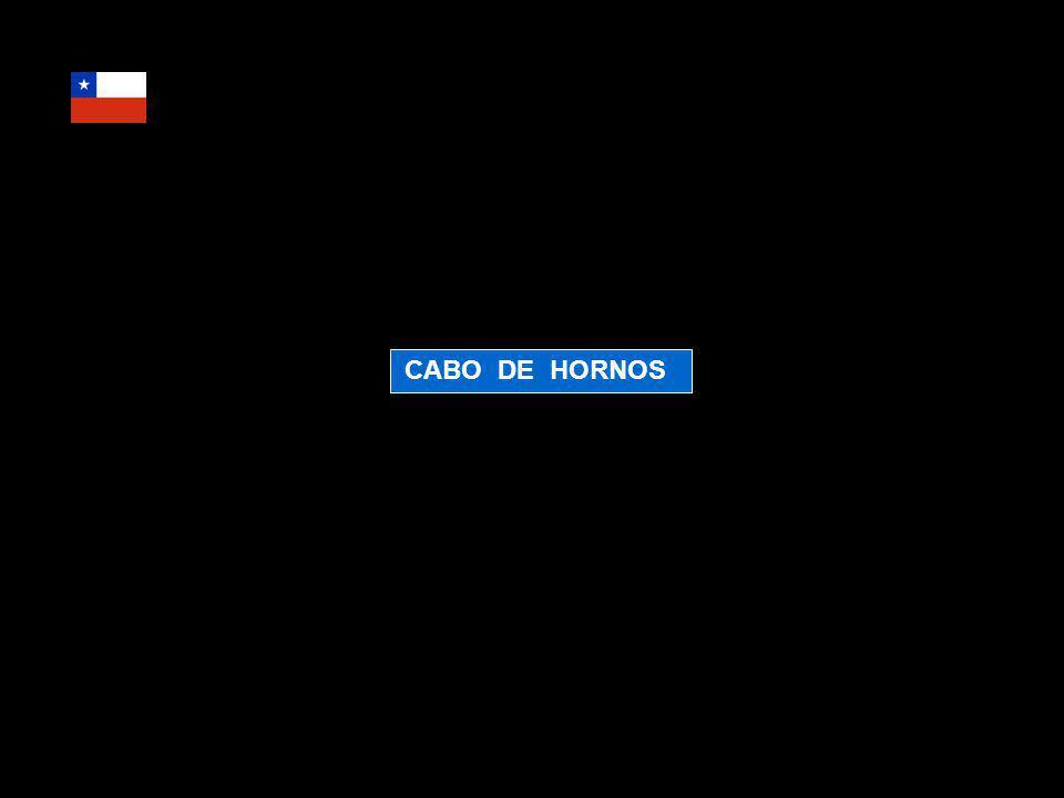 CABO DE HORNOS (Chile) El Cabo de Hornos está en el fin del mundo, donde termina o comienza América, donde el Pacífico y el Atlántico se encuentran para crear un solo mar, donde la palabra distancia se manifiesta en su máxima expresión.