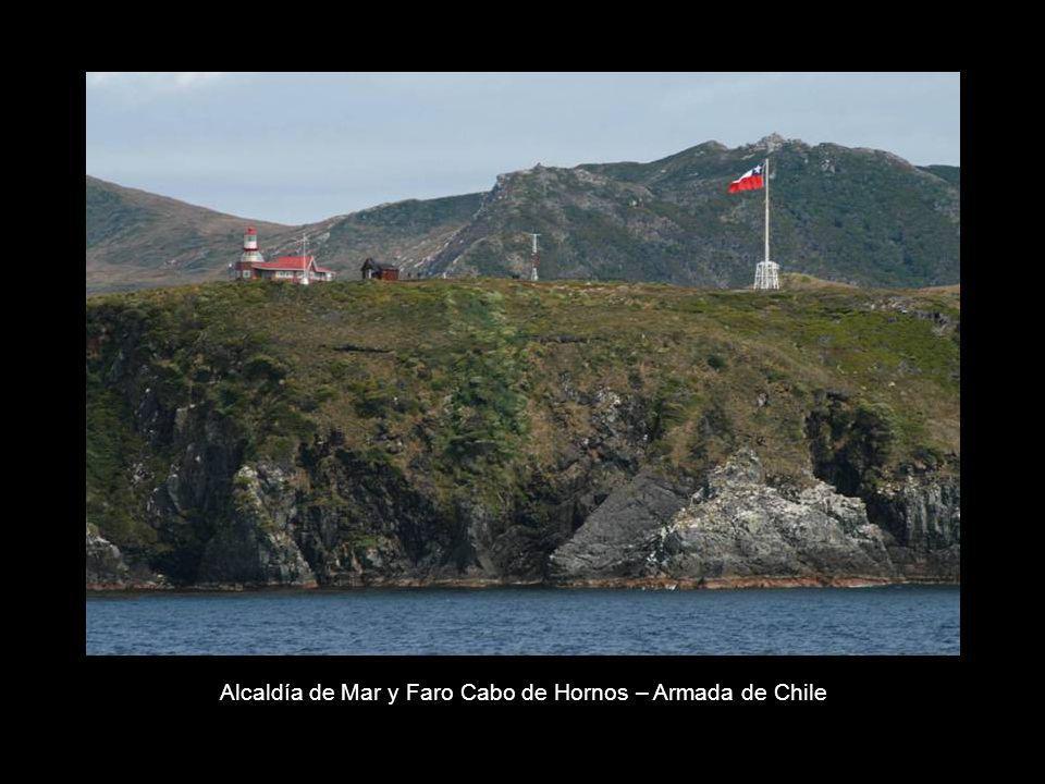 sello conmemorativo del último congreso de la cofradía de Capitanes del Cabo de Hornos realizado en St.