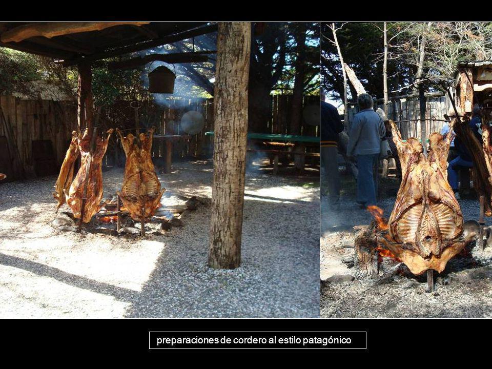preparaciones de cordero al estilo patagónico