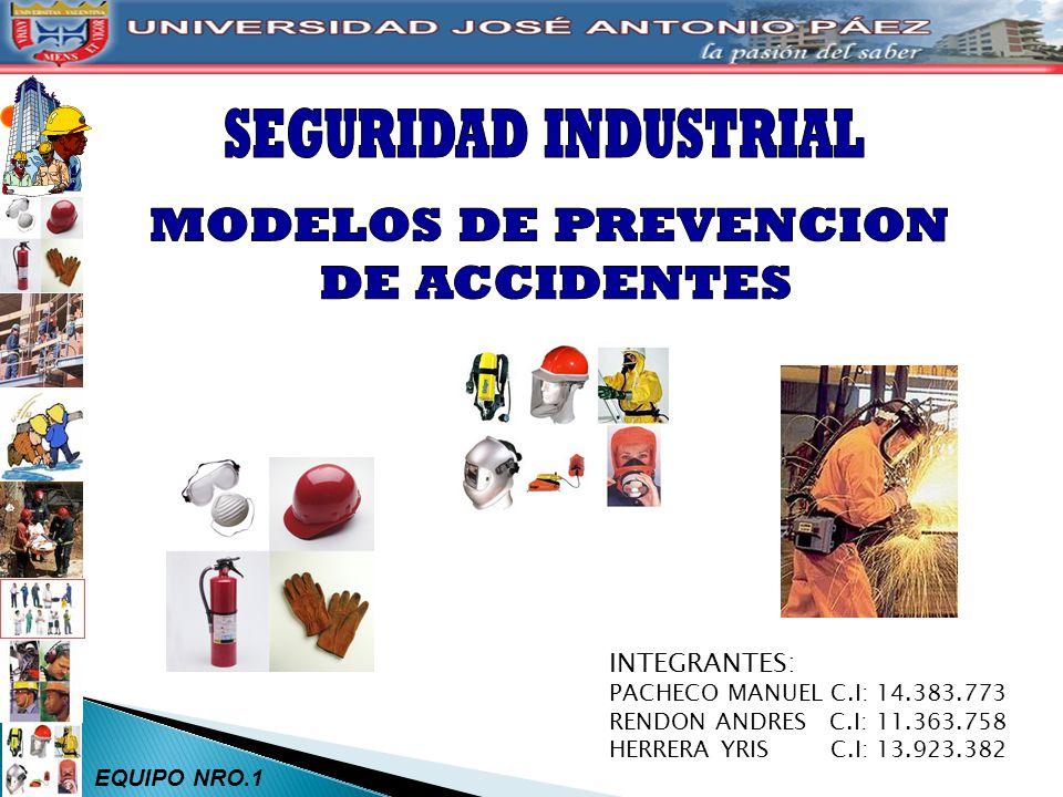 ESTUDIO DE LAS PROPORCIONES DE ACCIDENTES.