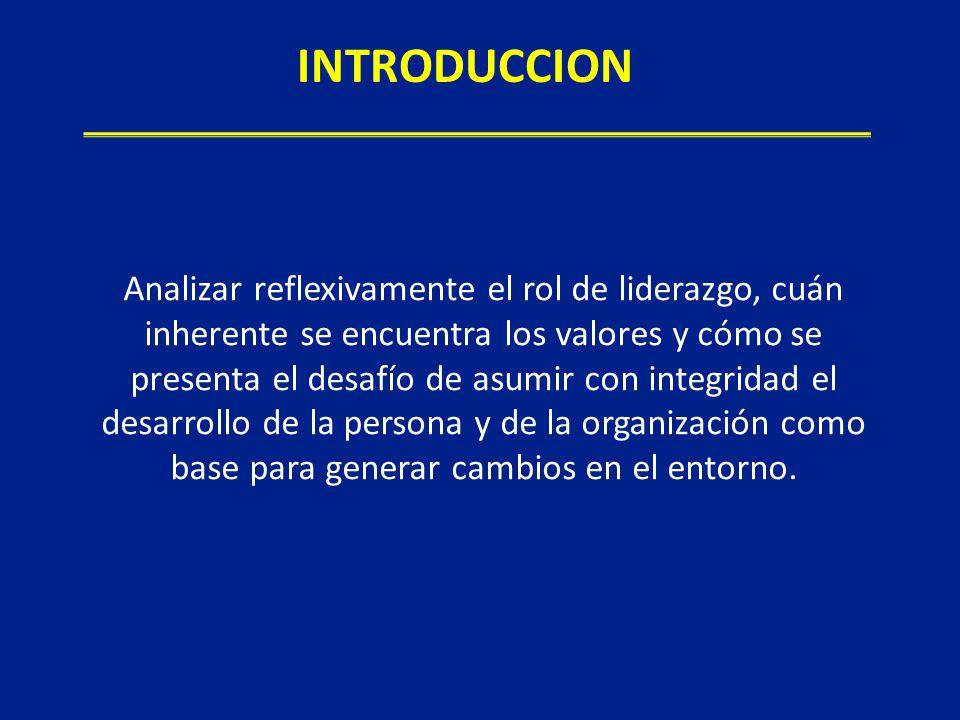 La Consideración Individualizada Cuando hay un interés por el subordinado, por su desarrollo personal y profesional.