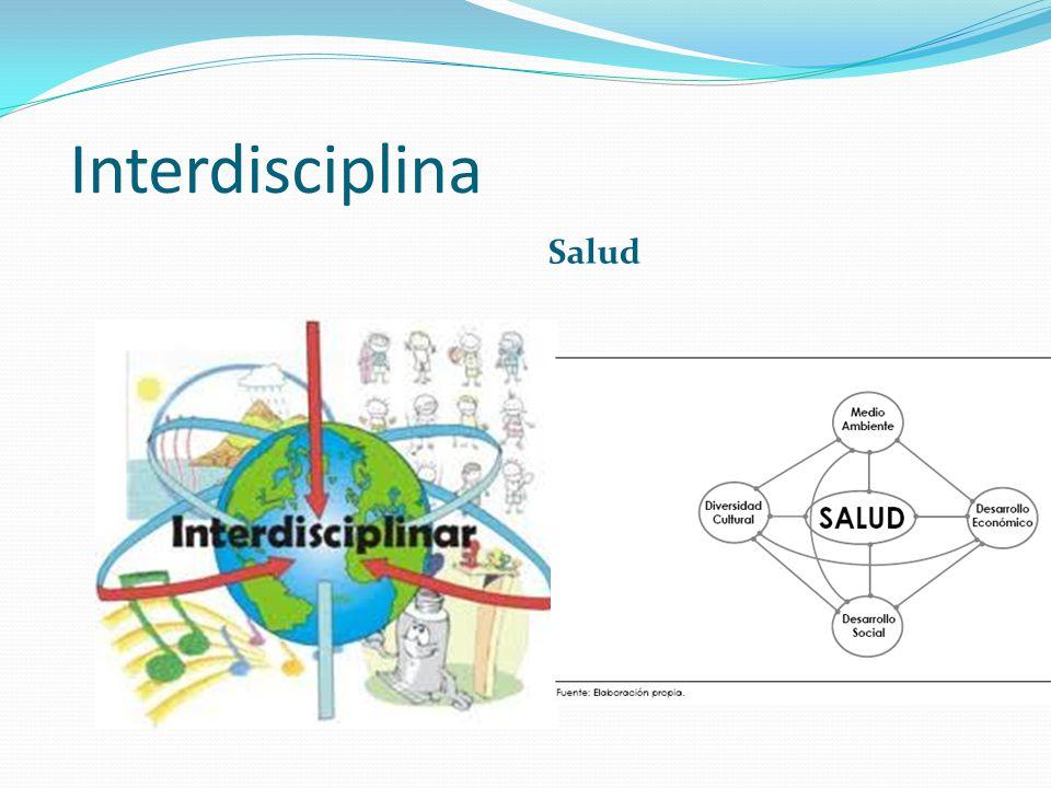 Interdisciplina Salud