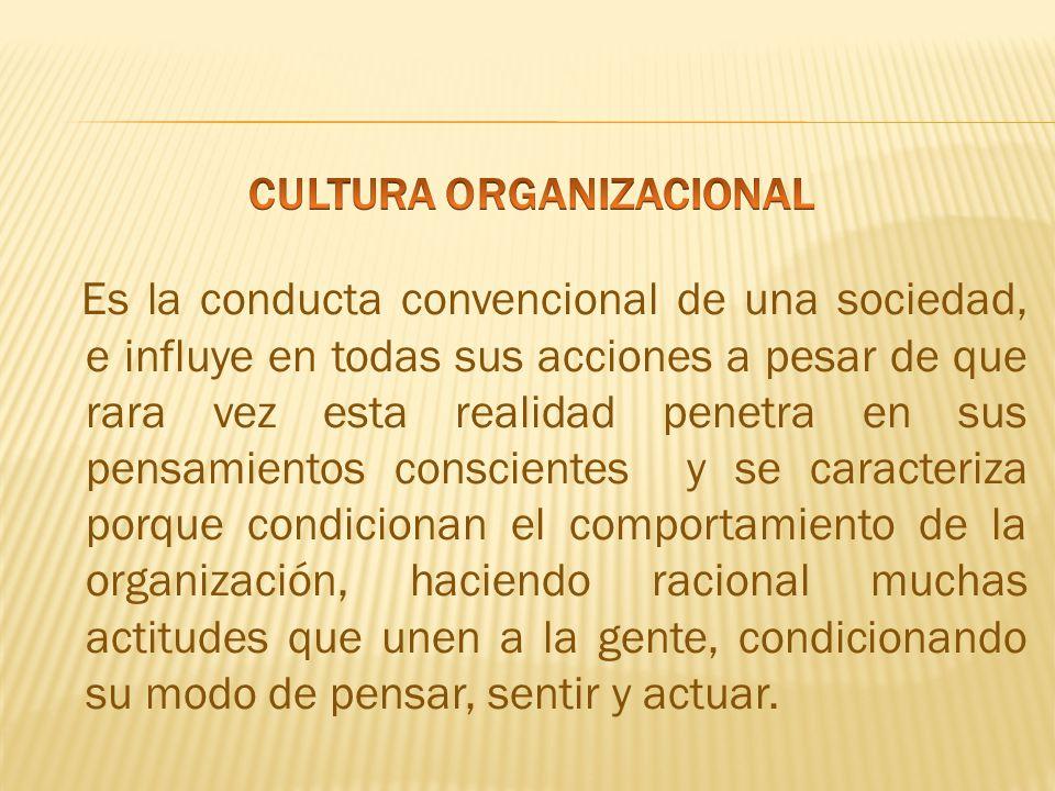 Cultura es como la configuración de una conducta aprendida, cuyos elementos son compartidos y trasmitidos por los miembros de una comunidad.
