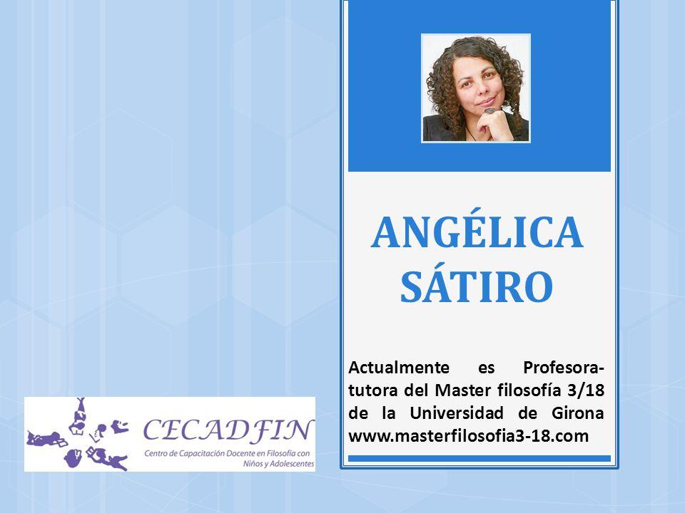 Directora CASA CREATIVA Espacio de encuentros, proyectos e investigaciones sobre la creatividad.