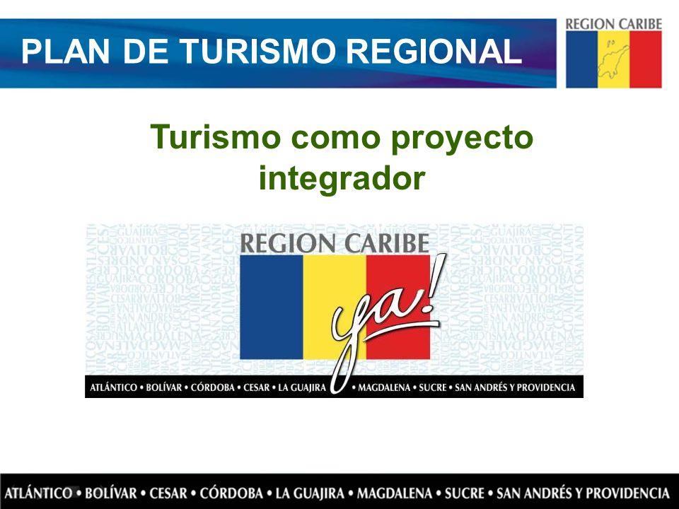 Turismo como proyecto integrador PLAN DE TURISMO REGIONAL