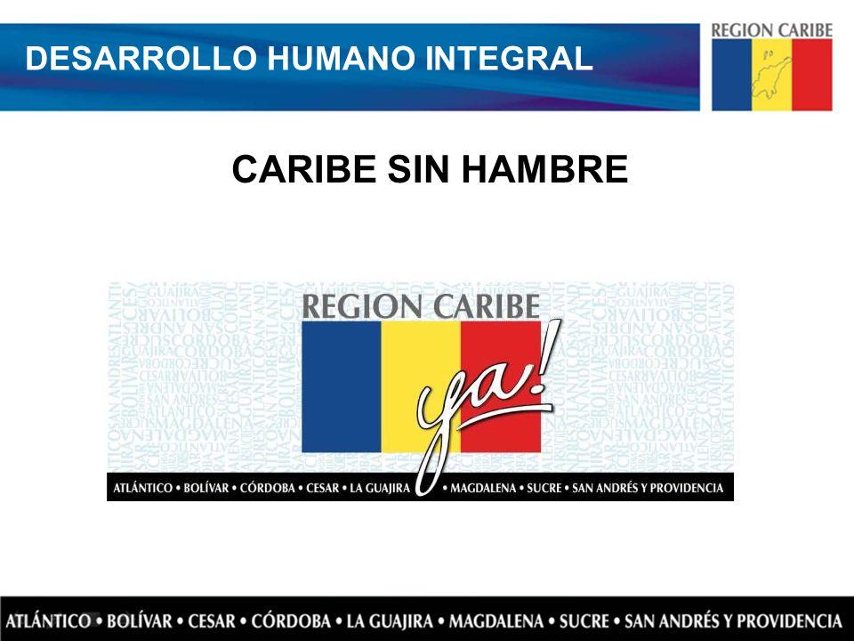 CARIBE SIN HAMBRE DESARROLLO HUMANO INTEGRAL