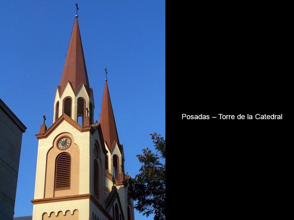Posadas - Catedral