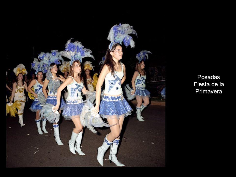 Posadas- Fiesta estudiantil de la Primavera