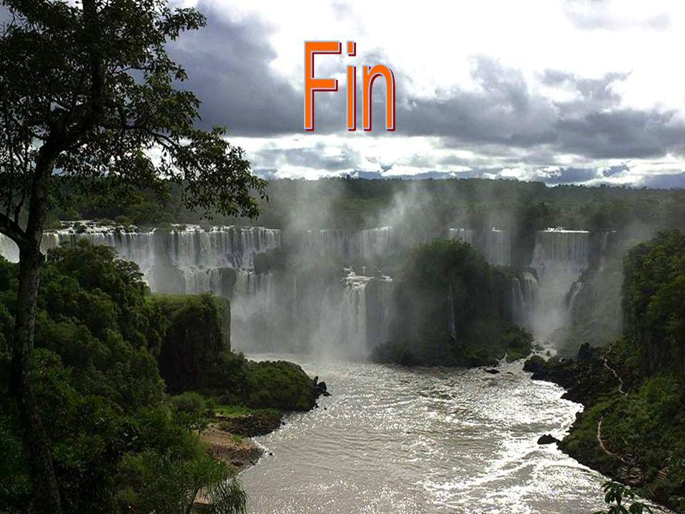 Dos Hermanas Salto Chico Bossetti Adán y Eva ARGENTINA BRASIL Río Iguazú Inferior Río Iguazú Superior Garganta Del Diablo Isla S.Martín San Martín Rivadavia Salto Unión