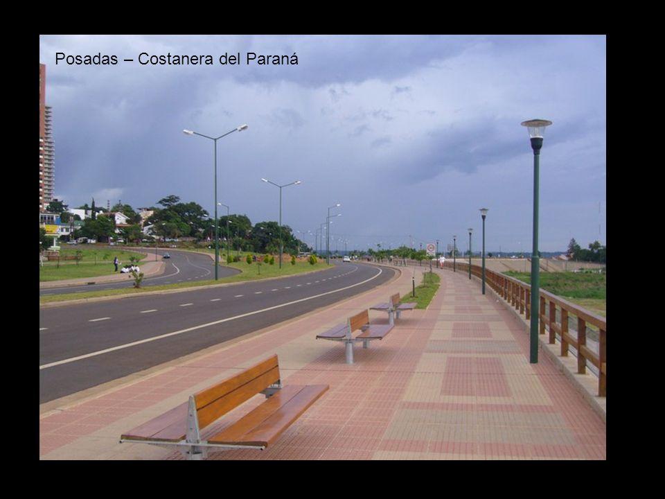 Puente Posadas - Encarnación