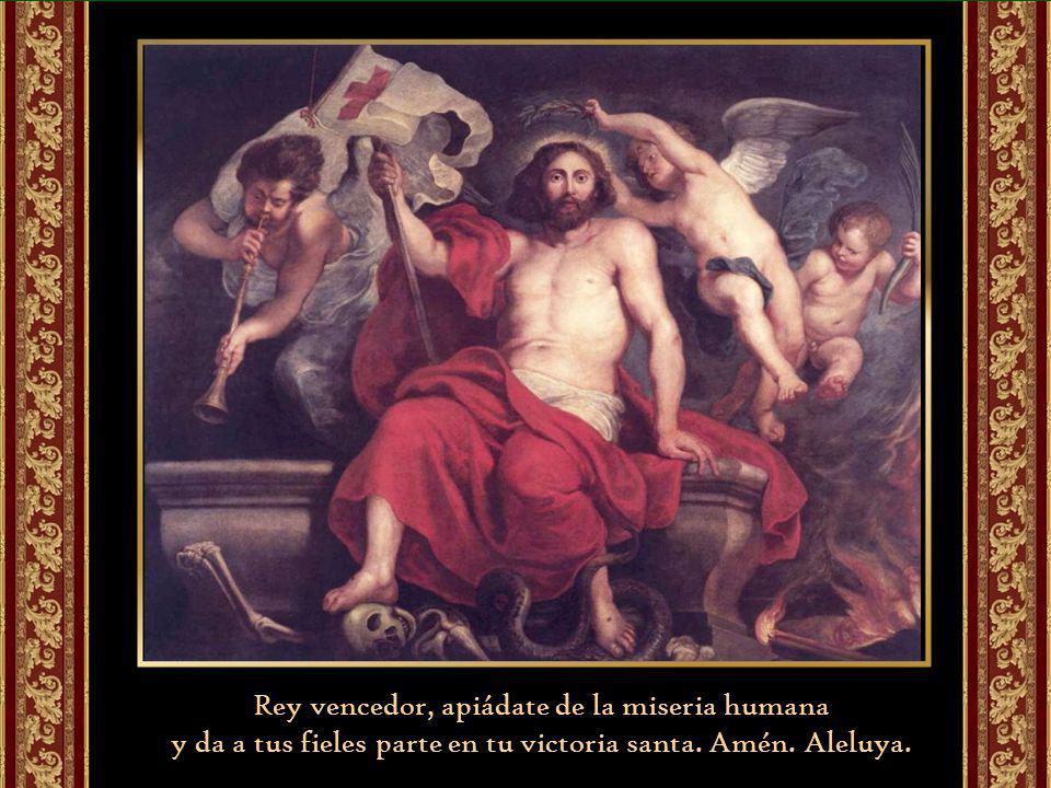 «¿Qué has visto de camino, María, en la mañana?» «A mi Señor glorioso, la tumba abandonada, los ángeles testigos, sudarios y mortaja.