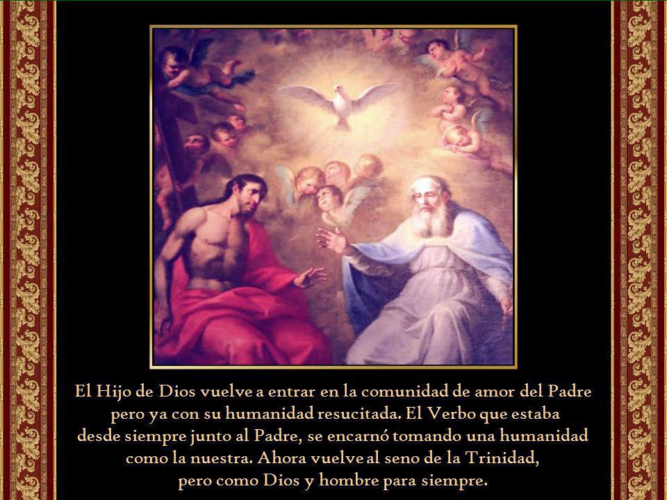 La resurrección de Jesús crea una nueva humanidad.