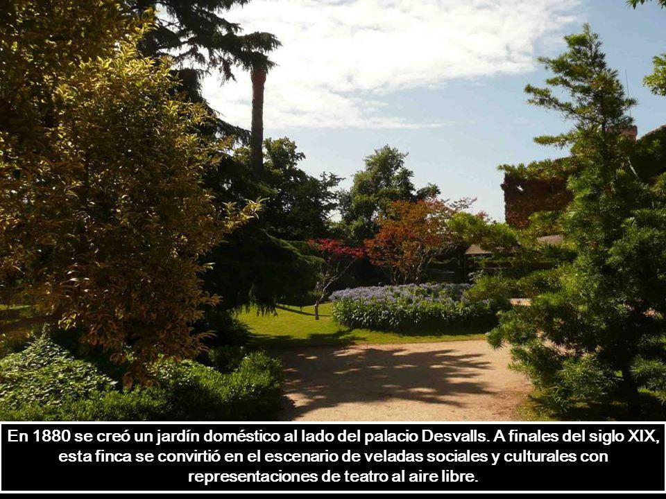 El Parque del Laberinto, lleno de historia, concebido como un museo al aire libre que posee una extraordinaria belleza y es el jardín más antiguo de B