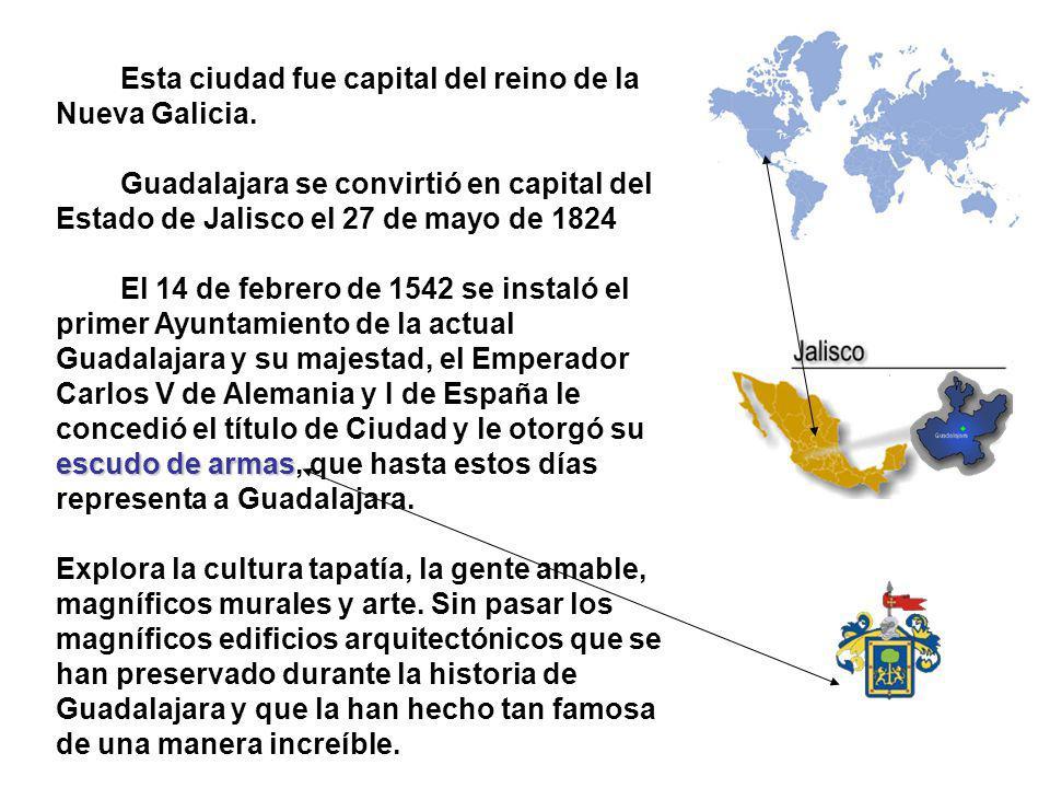 México fue colonizado por los españoles de 1521 al 1821. Lo que es Guadalajara ahora fue fundado por conquistadores con sus familias y sirvientes indí