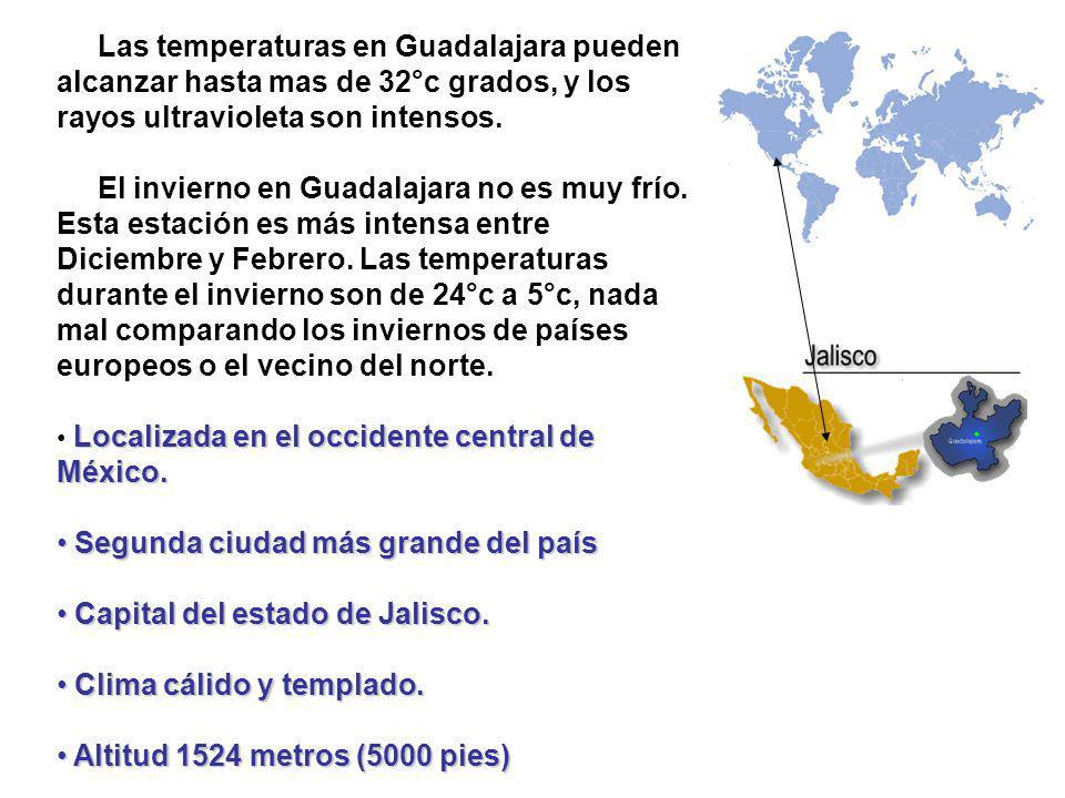 La temporada de lluvias da inicio a finales de Mayo y termina hasta Octubre.