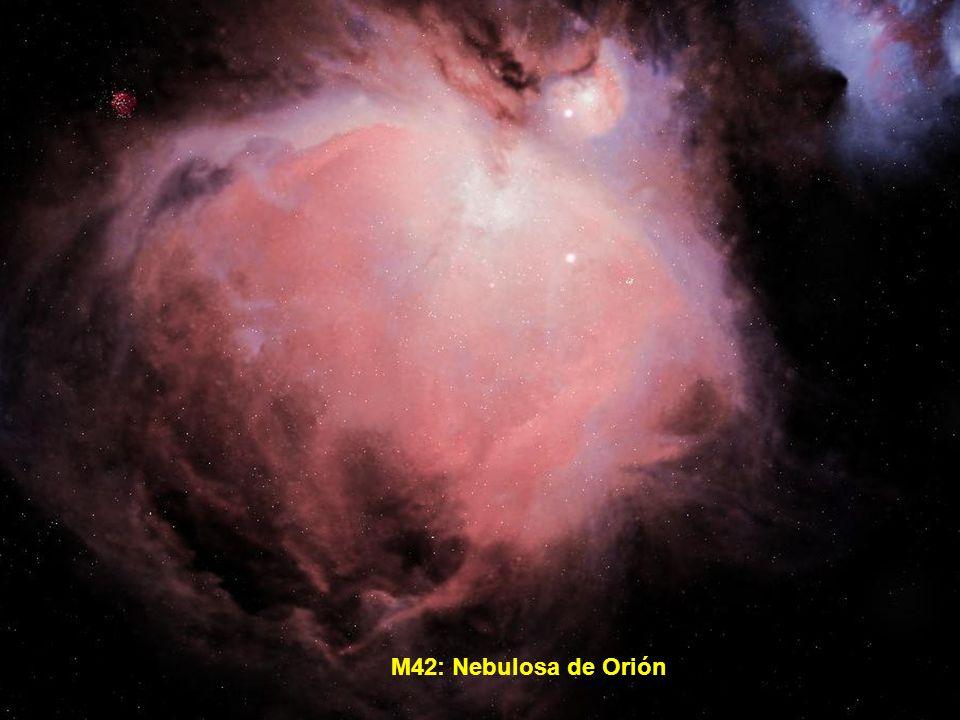 NGC 2237: Nebulosa de la Roseta