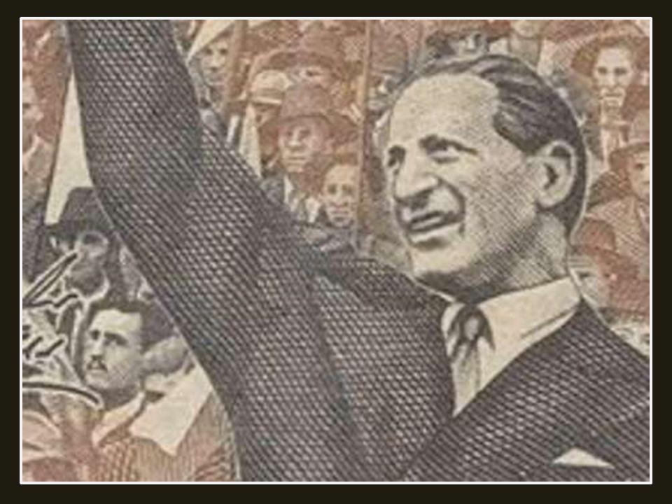 Gaitán era un político y abogado colombiano, fue alcalde de Bogotá en 1936, y ministro de Educación en 1940. También fue congresista durante varios pe