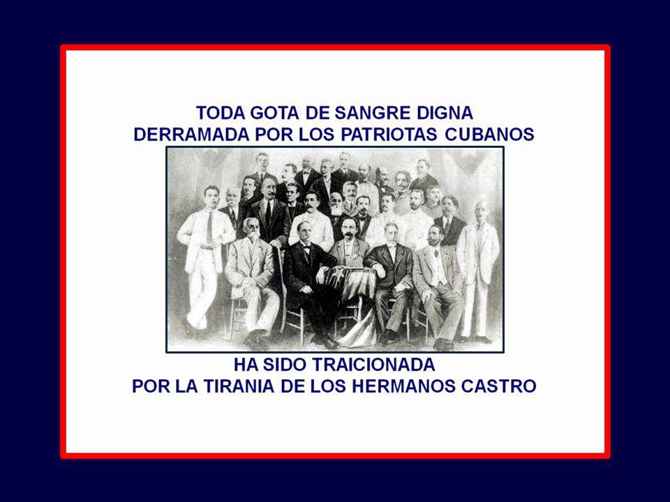 Elevo mi oración a Dios a través de Yeshua (Jesús) por la pronta libertad de Cuba y para que saque del infierno castrista a todos los justos (hombres