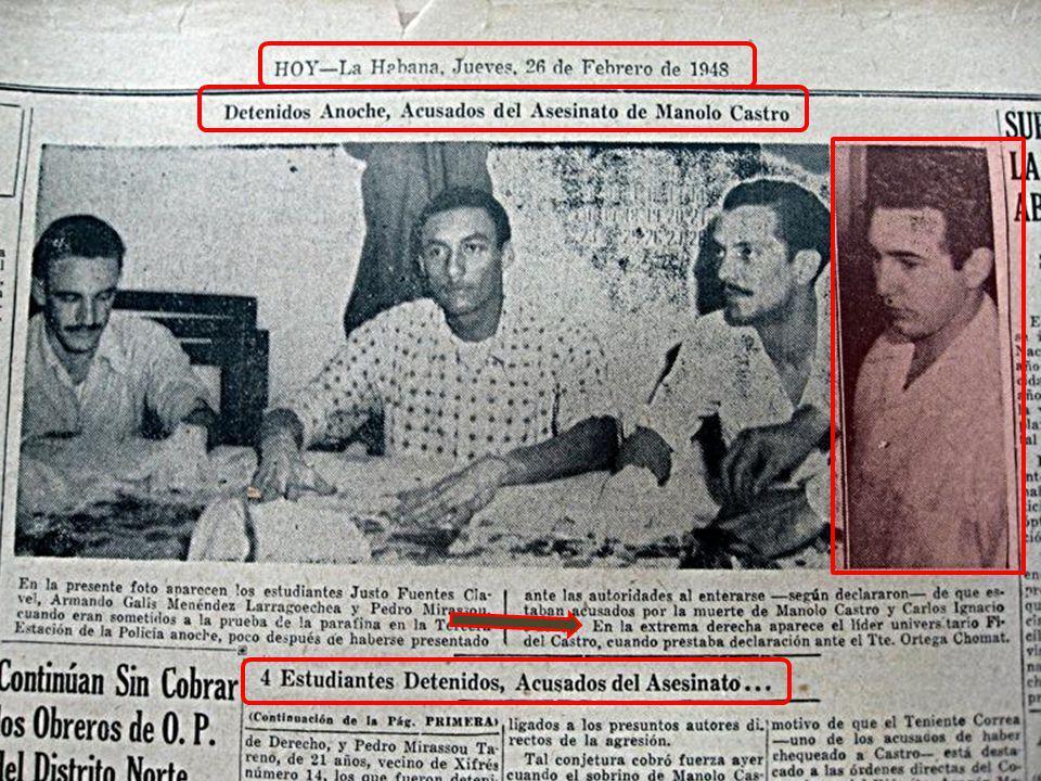 AUN BAJO LA PRESIDENCIA DE RAMON GRAU SAN MARTIN Y POCO ANTES DE QUE CARLOS PRIO ASUMIERA LA PRESIDENCIA