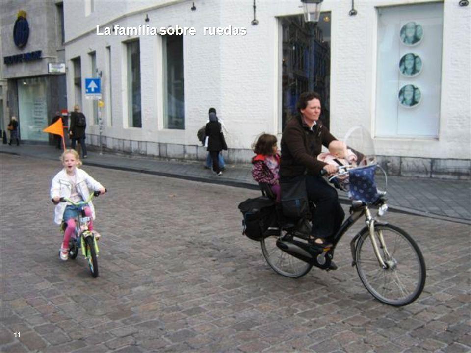 11 La família sobre ruedas