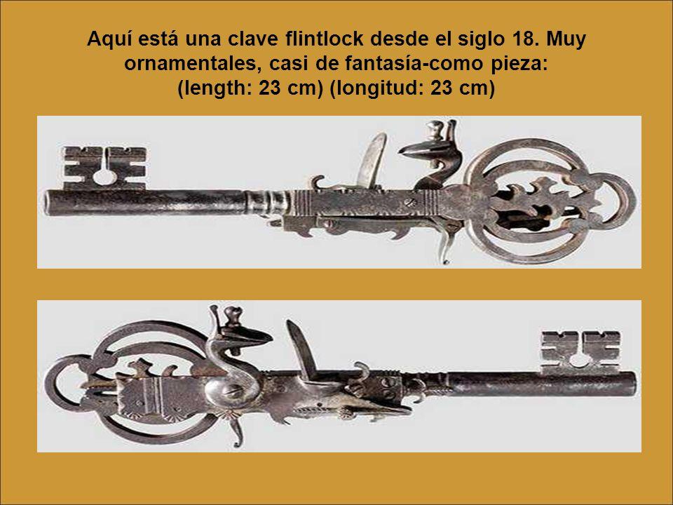 Pistola-cuchillo