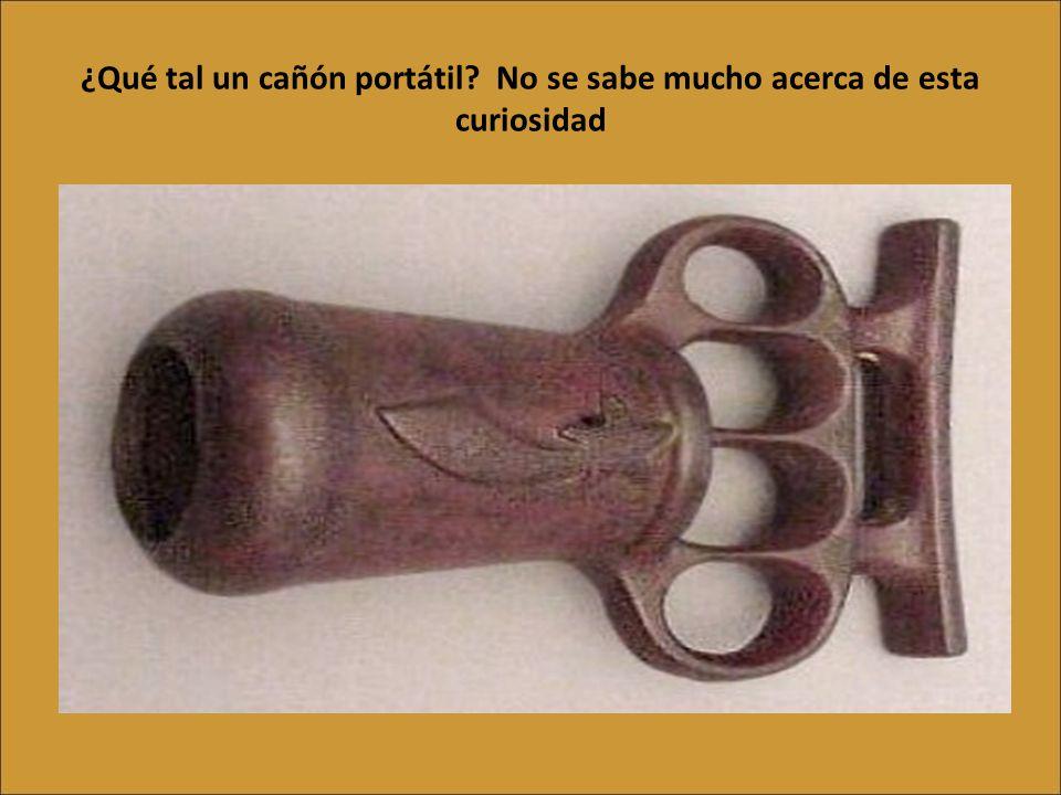 Aquí está una clave flintlock desde el siglo 18.