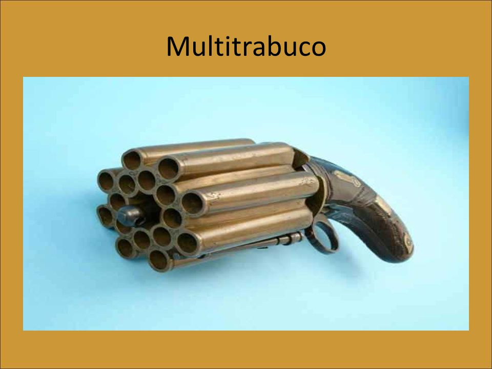 Pistola sable