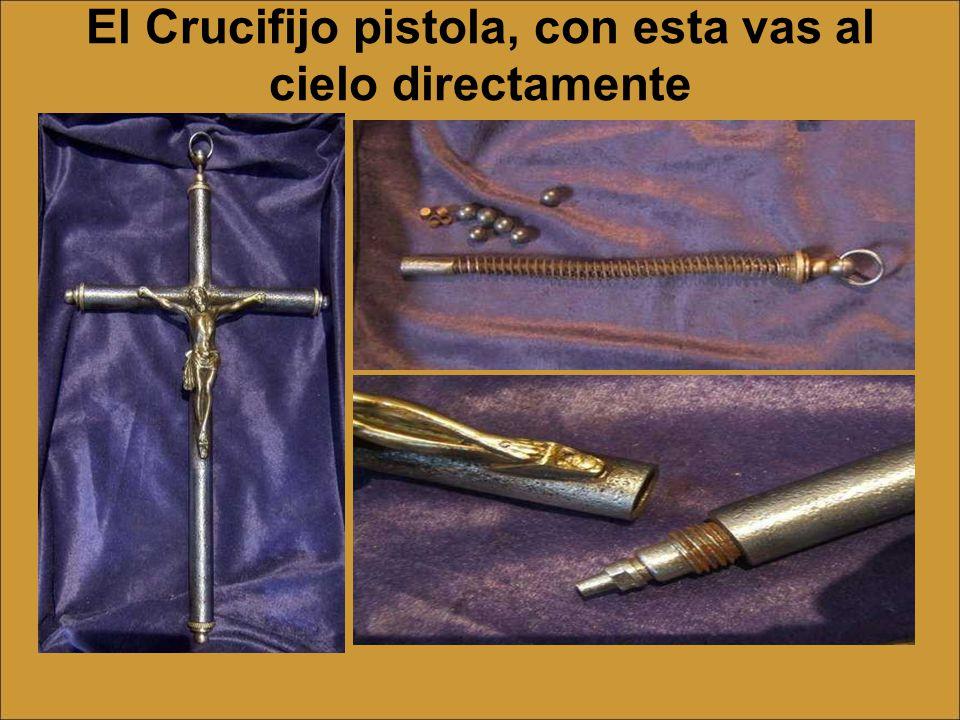 Bastón Pistola