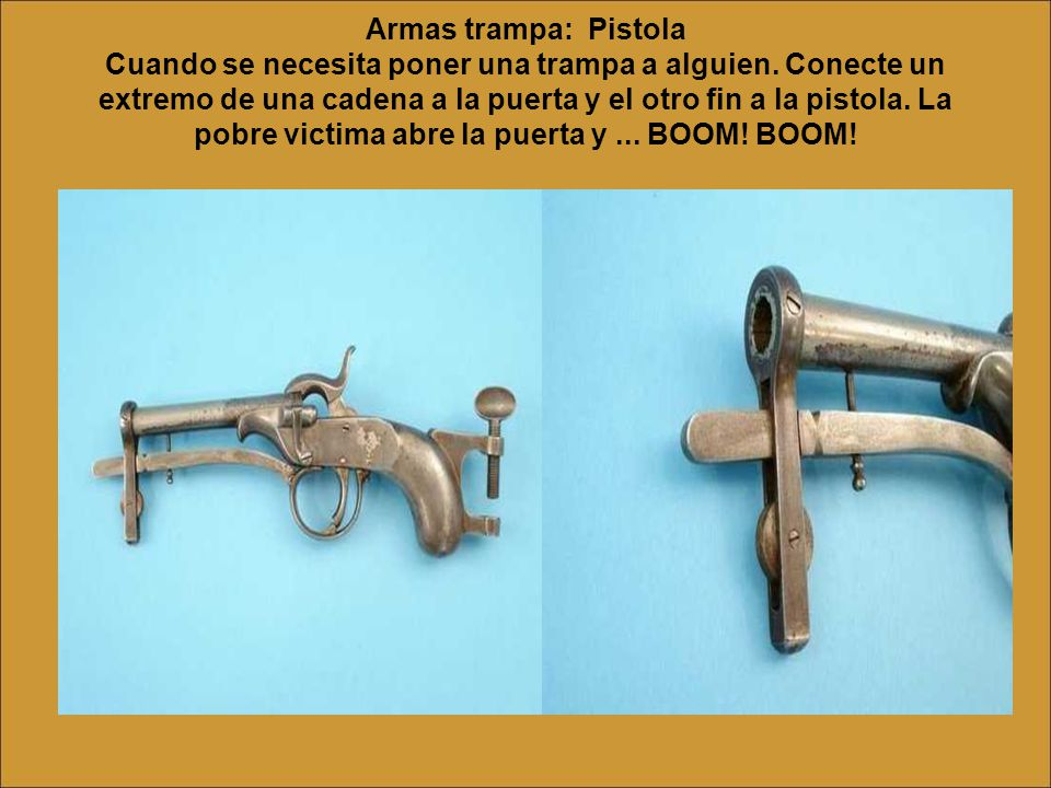 Pistola pipa