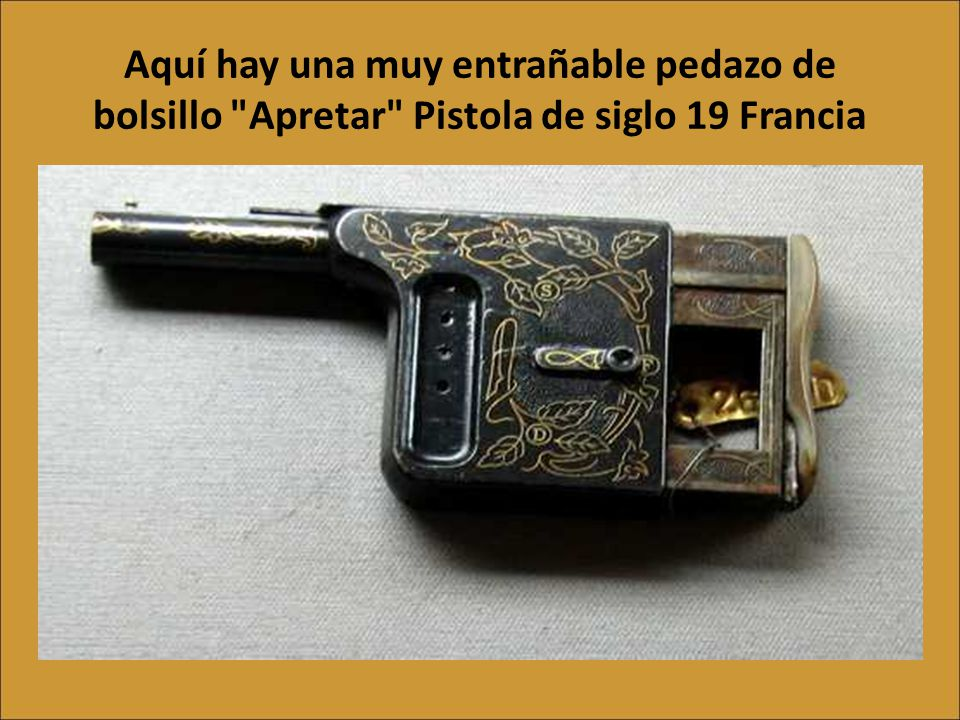 Alta calidad pistola modelo DM101.