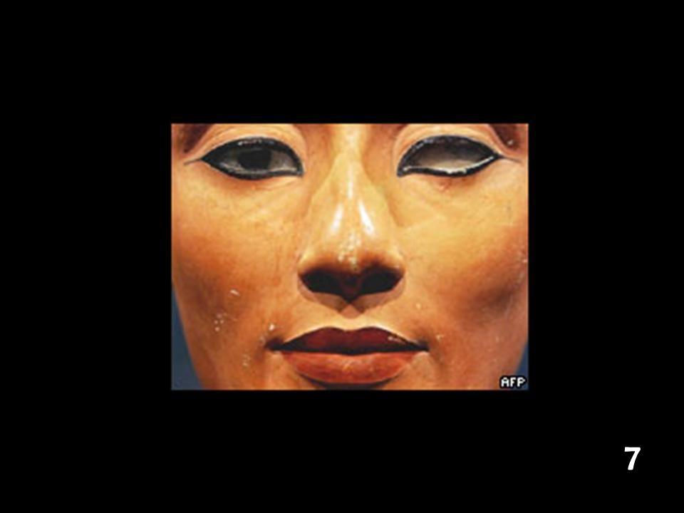 Máscara de Oro del Faraón Tutankamon Esste es el resultado... Imagen digitalizada... 17