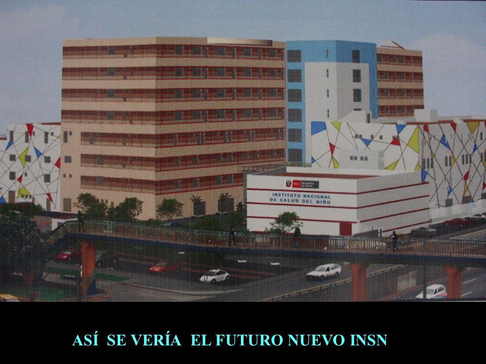 ASÍ SE VERÍA EL FUTURO NUEVO INSN