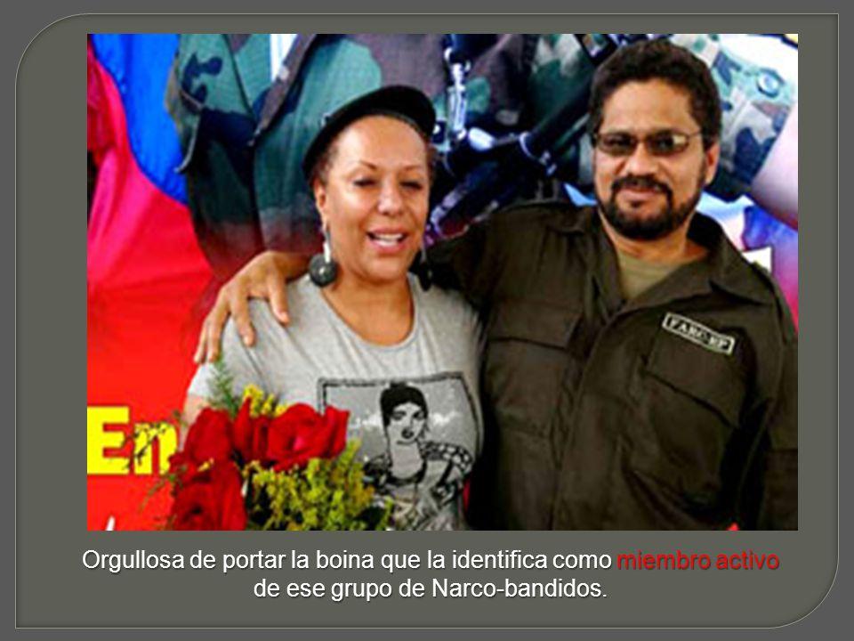 Con su actitud, ha demostrado ser cómplice de los autores de los delitos más atroces que se han cometido en Colombia.