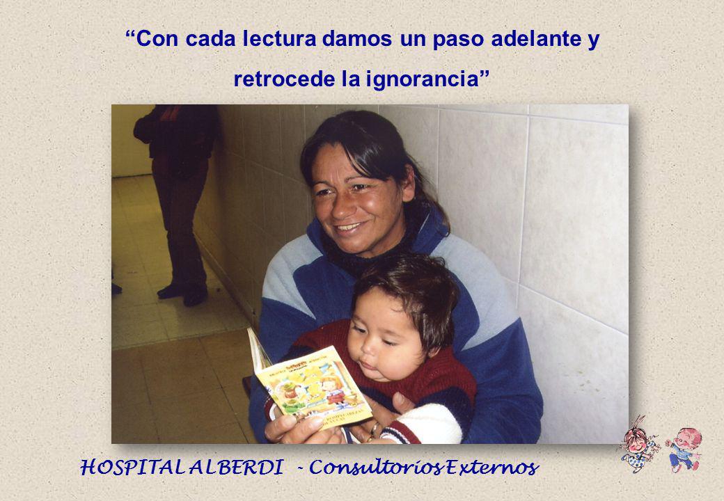 HOSPITAL ALBERDI - Consultorios Externos